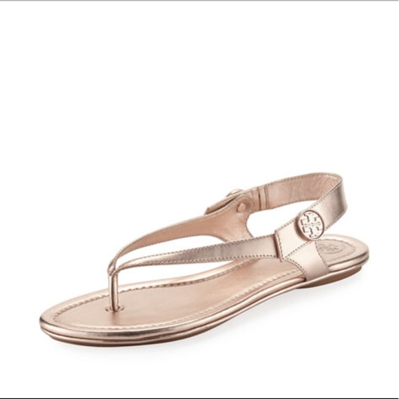 e1f488665633 Minnie Metallic Travel Sandal